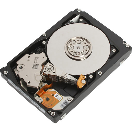 Toshiba Enterprise HDD 600GB 512n SIE 15000RPM 128MB 2.5inch SAS