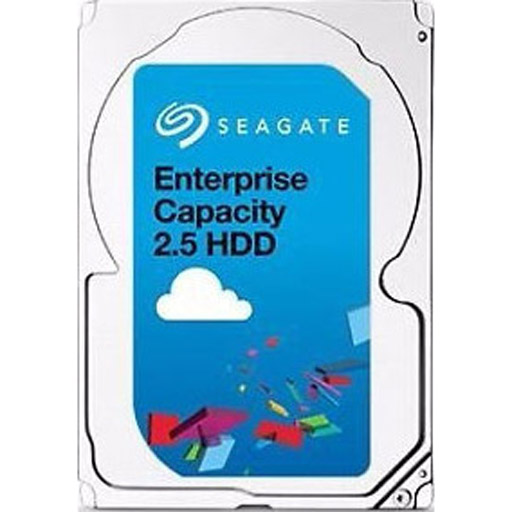 Seagate Enterprise HDD 1TB 4Kn 7200RPM 128MB 2.5inch SAS