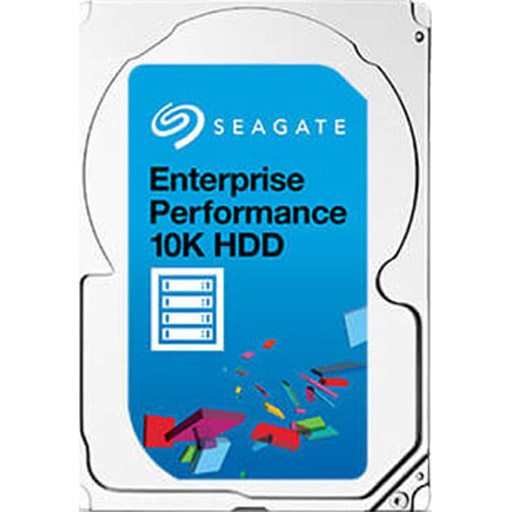 Seagate Enterprise Performance HDD 1.2TB 512e/4Kn 10000RPM 256MB 2.5inch SAS