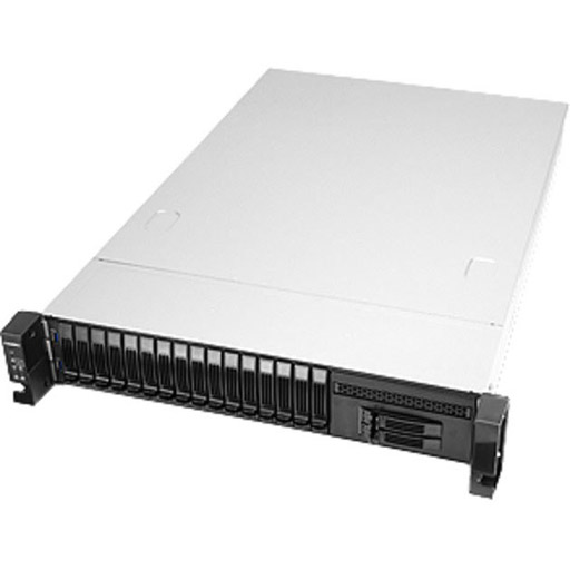 "Chenbro 2U 16-bay 2.5"" High Disk I/O Performance Server Chassis"