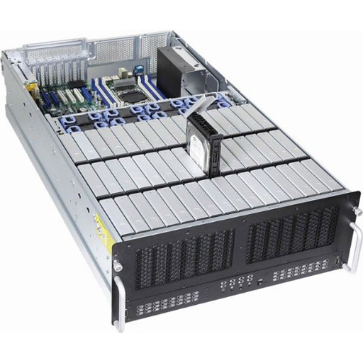 Chenbro 4U 48-bay Top-loaded High Dense Storage Chassis RM43348