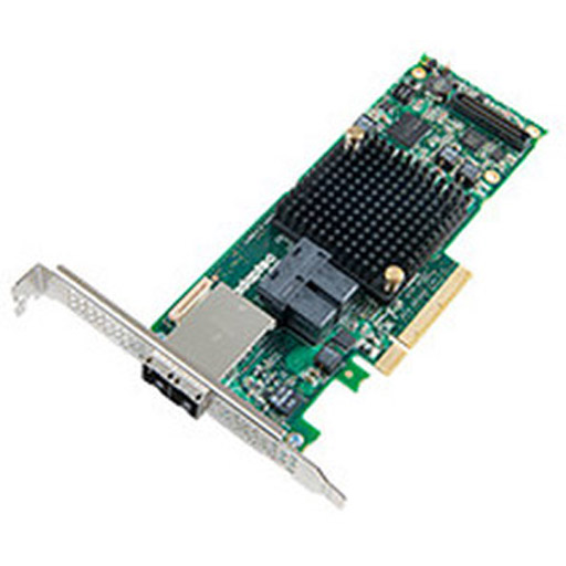 Adaptec 8885 12Gb/s RAID Adapter 16 port Int MiniSAS HD SFF-8643 Ext SFF-8644