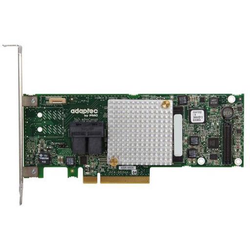 Adaptec 8805 12Gb/s RAID Adapter 8 port Int MiniSAS HD SFF-8643