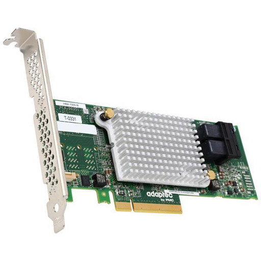 Adaptec 1000-8i 12Gb/s HBA Adapter 8 port Int MiniSAS HD SFF-8643