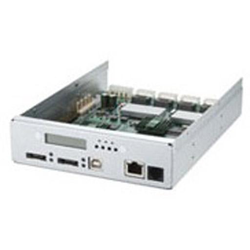 Areca External RAID 0/1/3/5/6 Controller 2x eSATA, 1x USB 2.0, 8x SATA-II