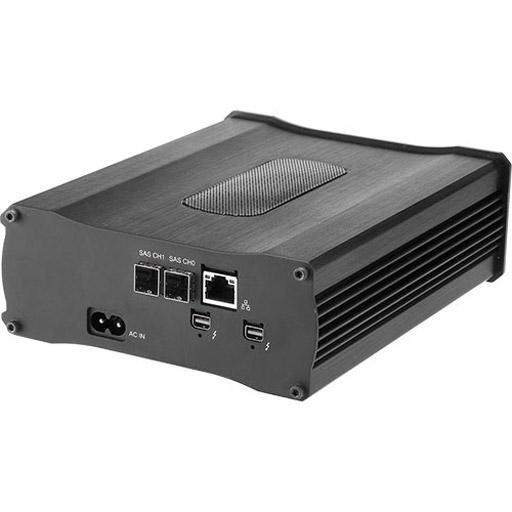 Areca Dual Thunderbolt2 RAID expansion 2x 12Gb/s SAS Host ports (SFF-8644)