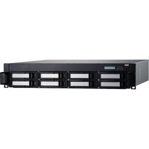 Areca RAIDdeluxe f. 8x SATA HDD,4xGbE iSCSI, 6Gb/s eSATA,5Gb/s USB 3.0, 2x400W PSU,2U