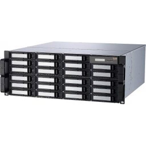 Areca RAIDdeluxe f. 24x SATA HDD,4xGbE iSCSI, 6Gb/s eSATA,5Gb/s USB 3.0, 3x400W PSU,4U