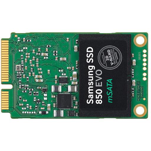 Samsung 850 EVO SSD 500GB mSATA