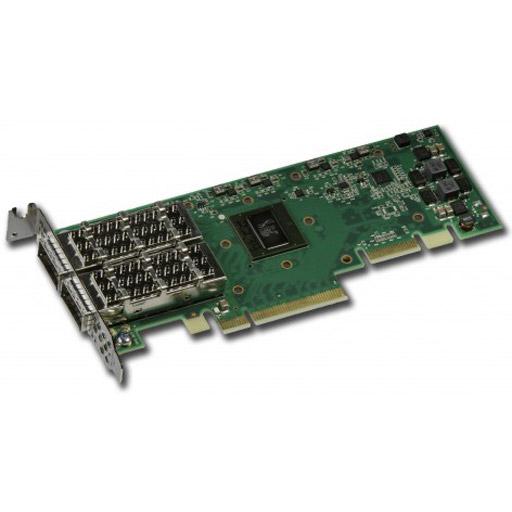 Flareon Ultra Dual-Port 40GbE PCIe 3.0 x8 LP QSFP+