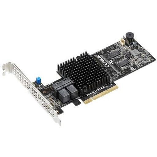 ASUS PIKE II 3108-8i-240PD/2G, 12Gb/s, RAID Adapter, PCIe 3.0 x8 LP, 8Port, Int MiniSAS HD SFF-8643