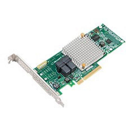 ASUS PIKE II 3108-8i-16PD/2G, 12Gb/s, RAID Adapter, PCIe 3.0 x8 LP, 8Port, Int MiniSAS HD SFF-8643