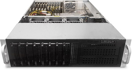 ServerDirect 3U IRD Server