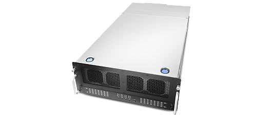 Chenbro 4U 60 Bay Toploader 12Gb/s Expander Redundant PSU