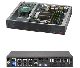 Supermicro SuperServer SYS-E300-8D