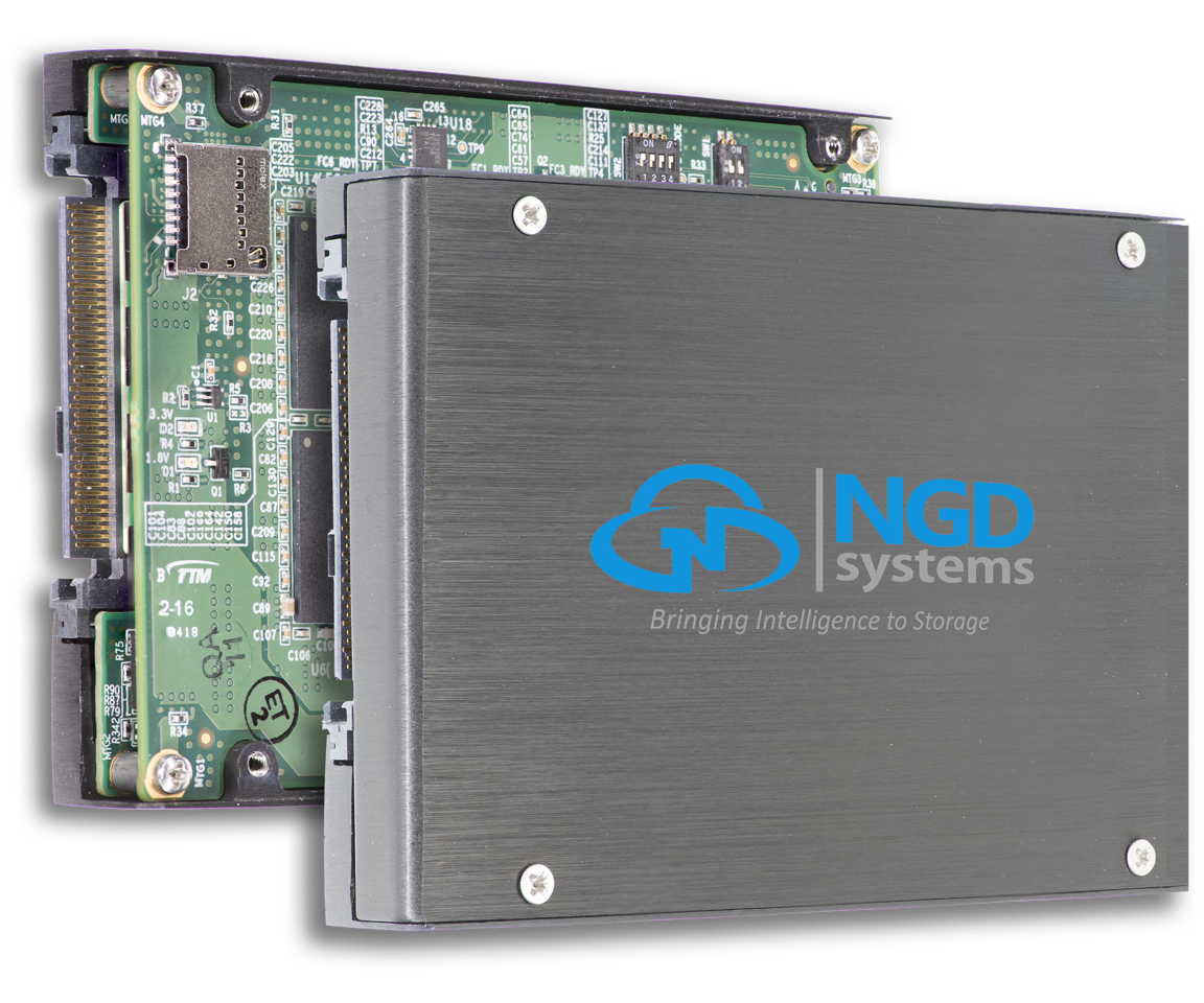 NGD Systems SSD NVMe 8TB U.2 (ND2515-080T1-C)