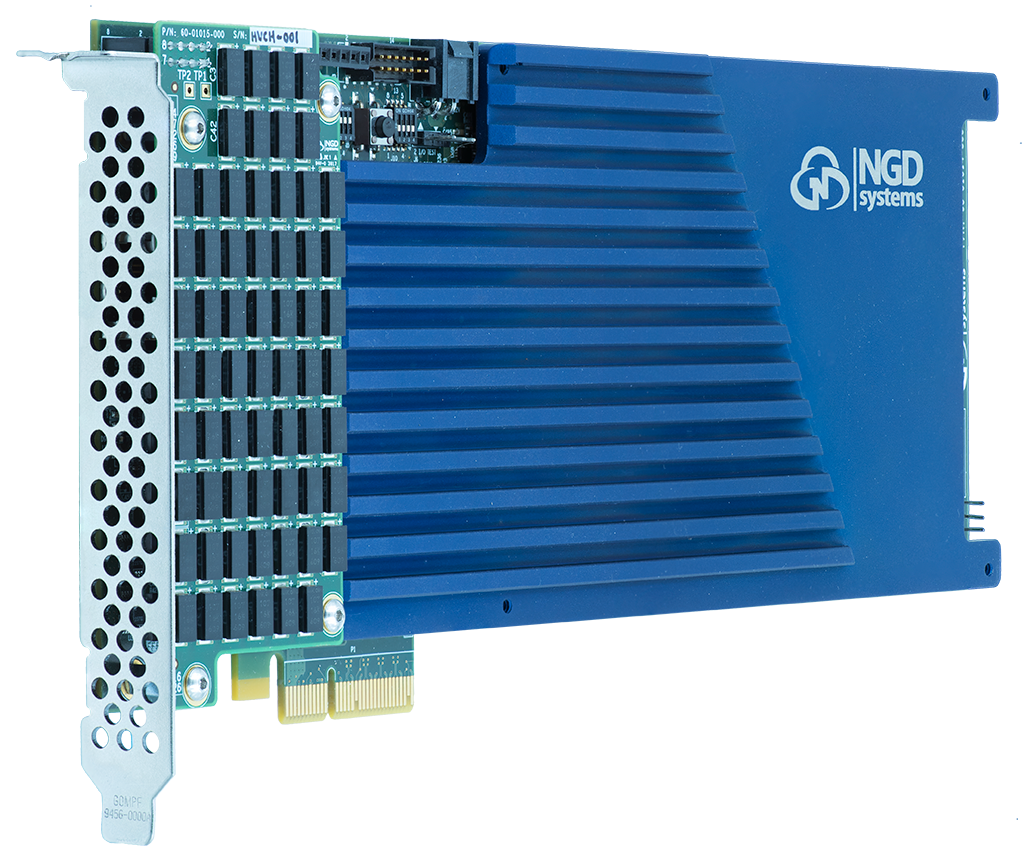 NGD Systems SSD NVMe 32TB PCIe AIC (NP4015-320TC1-C)