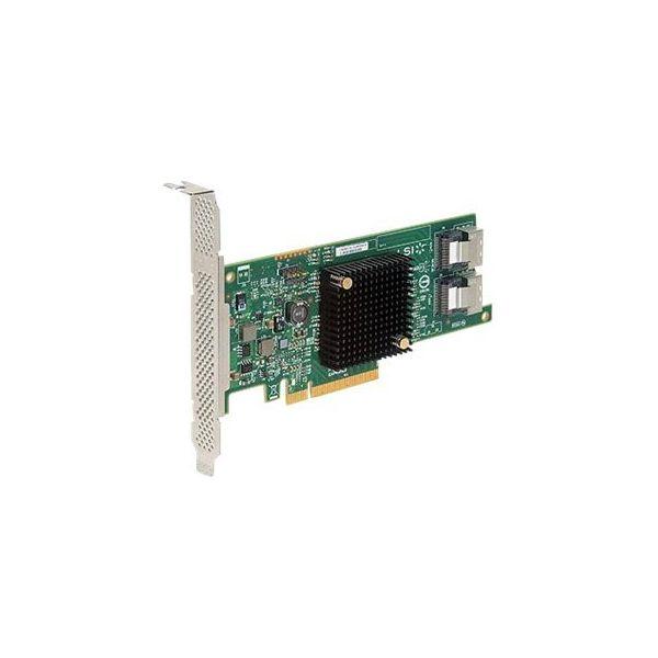 LSI SAS HBA 9207-8i/Single Controller 8-Port internal (LSI00301)