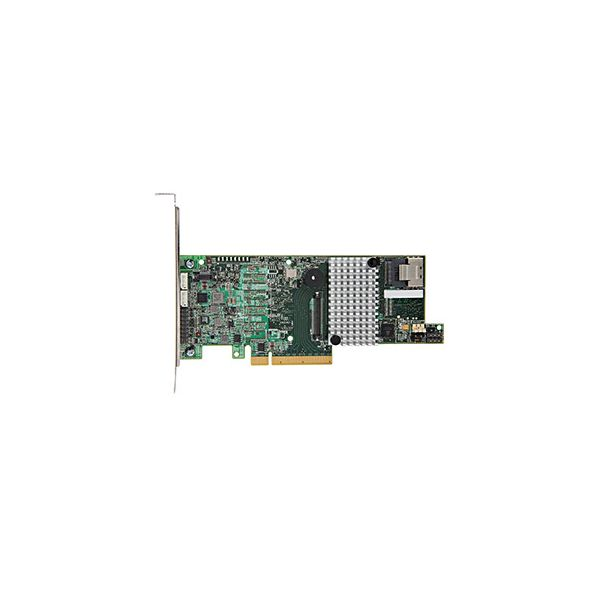 LSI SAS Controller MegaRAID 9266-4i/Kit 4-Port internal